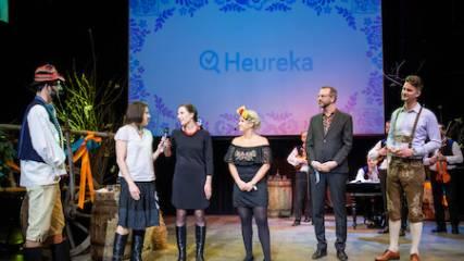 Heuréka Shop Roku